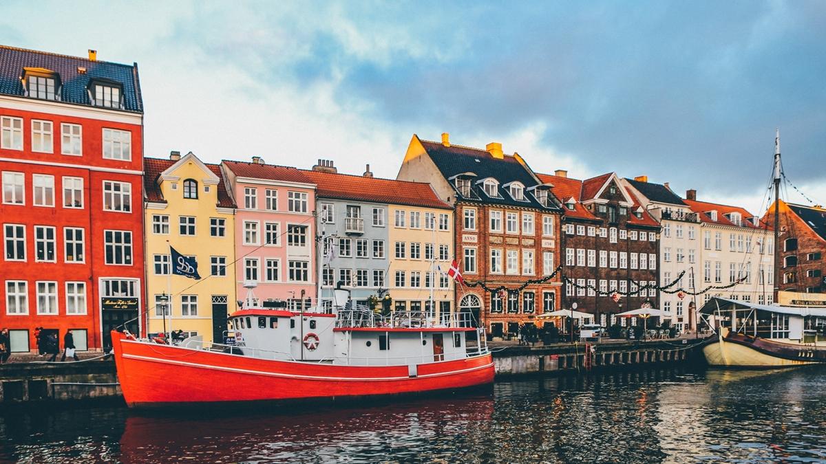 กรุงโคเปนเฮเกน ประเทศเดนมาร์ก เมืองคุณภาพชีวิตดี