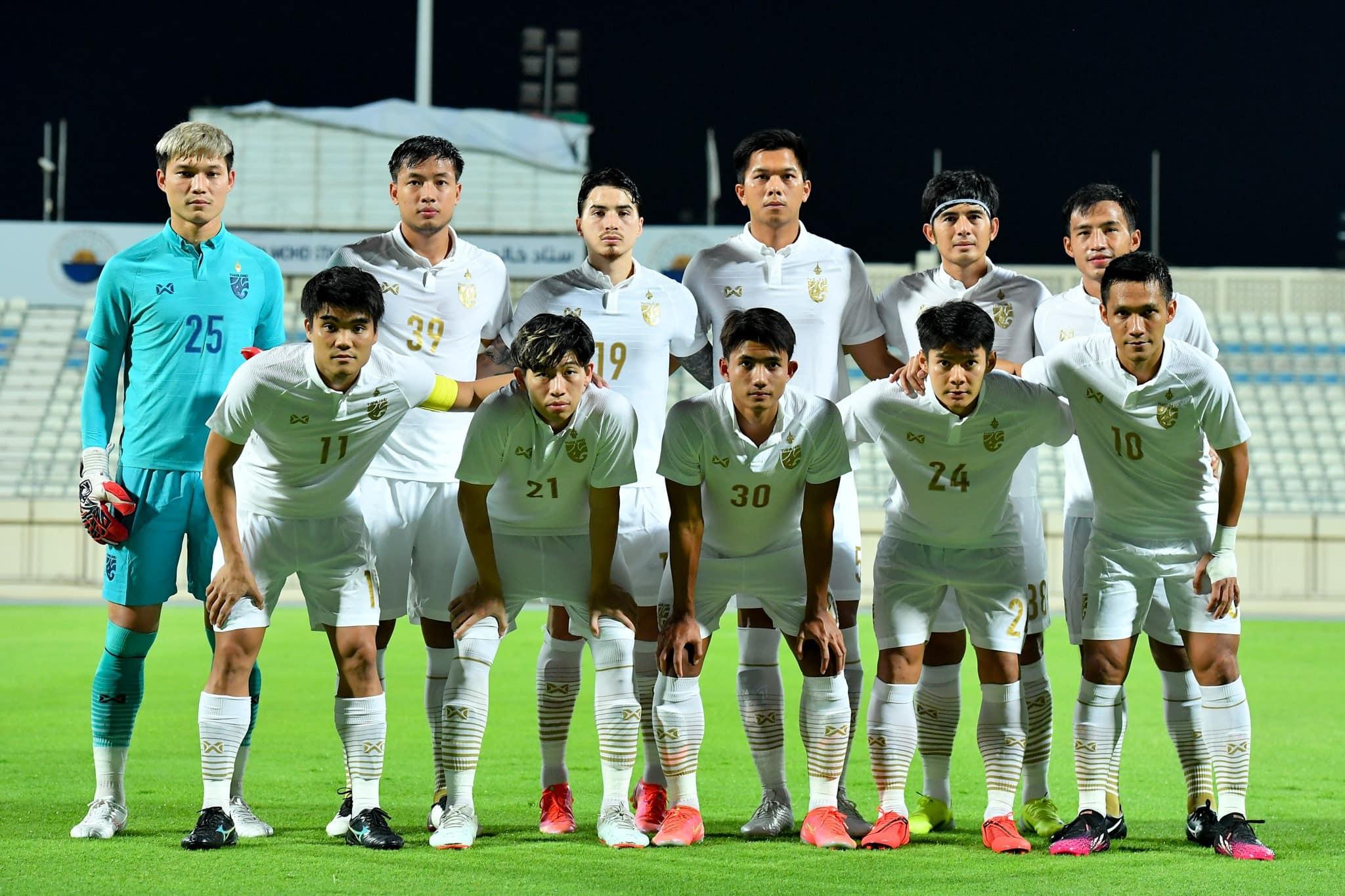 ฟุตบอลทีมชาติไทย ฟุตบอลบอลโลก
