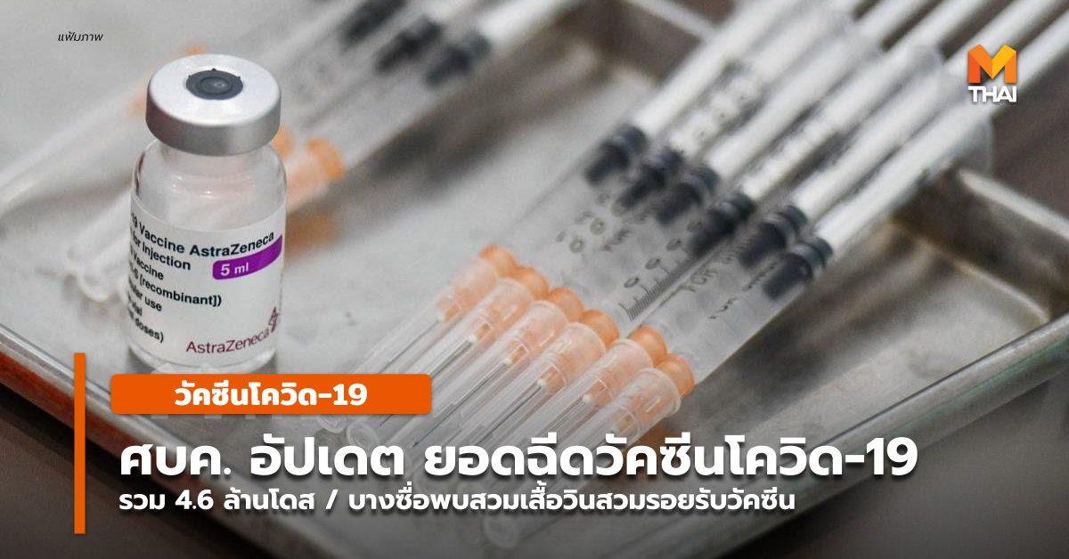 วัคซีนโควิด-19