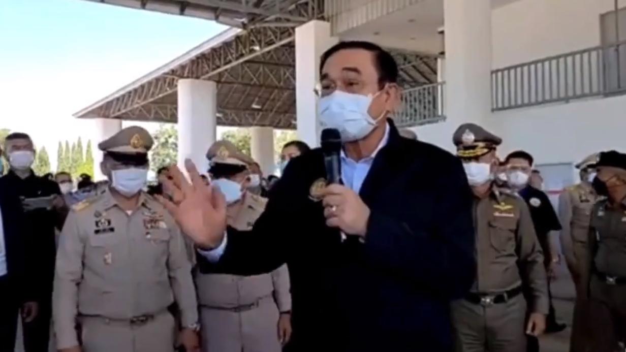Phuket Sandbox นายกรัฐมนตรี เปิดประเทศ