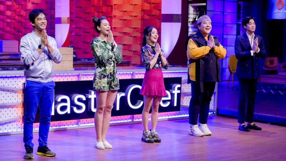 MasterChef Thailand Senson 4 มาสเตอร์เชฟ มาสเตอร์เชฟ ประเทศไทย ซีซั่น 4 รายการทีวี