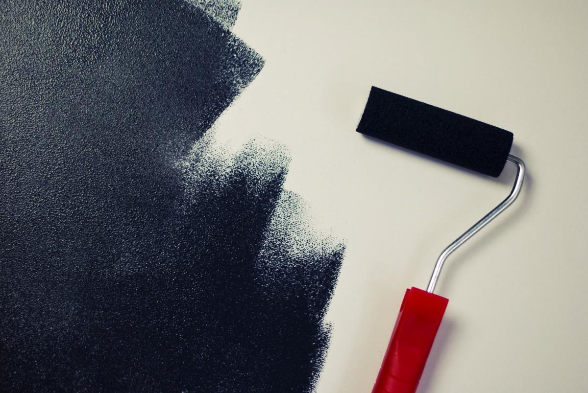 TOA การทาสีบ้าน สีรองพื้น