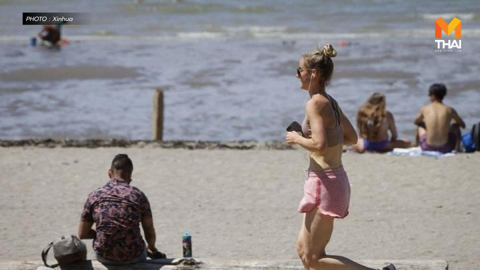 ข่าวต่างประเทศ คลื่นความร้อน อากาศร้อน แคนนาดา