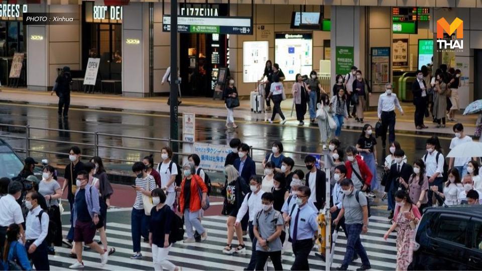 ข่าวต่างประเทศ สถานการณ์โควิดในญี่ปุ่น โควิด-19 โตเกียว