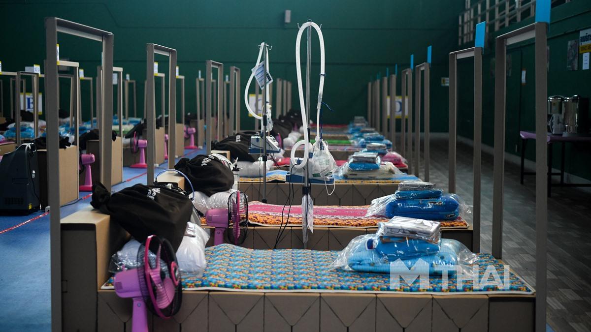 ของจำเป็นไปโรงพยาบาลสนาม เตรียมของไปโรงพยาบาลสนาม เตรียมตัวไปโรงพยาบาลสนาม โควิด19 โรงพยาบาลสนาม