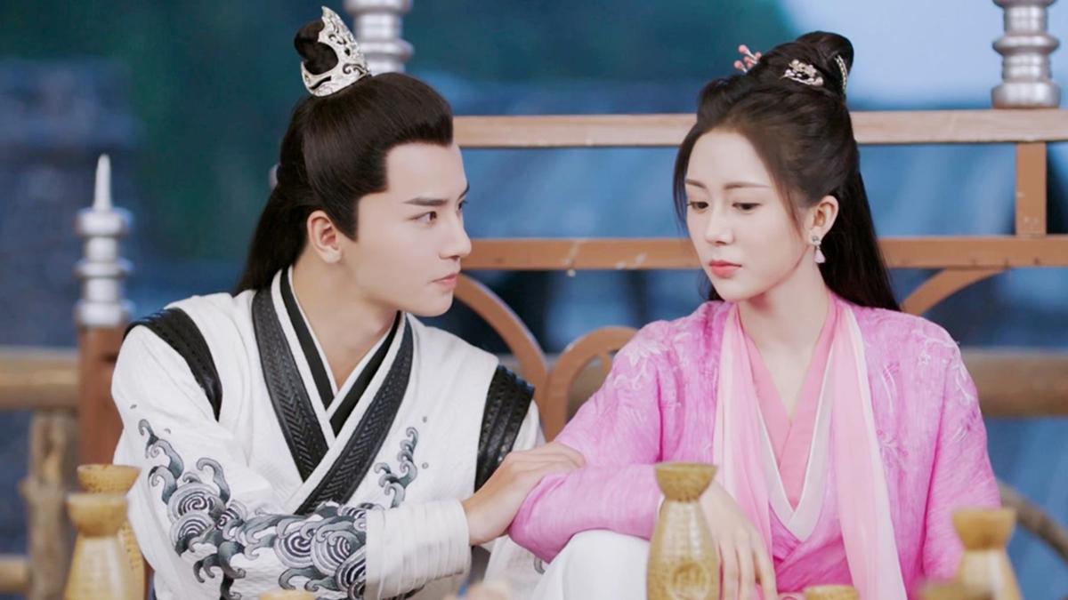 General's Lady ป่วนรักฮูหยินจอมแก่น ทังหมิ่น SNH48 นักแสดงจีน อู๋ซีเจ๋อ