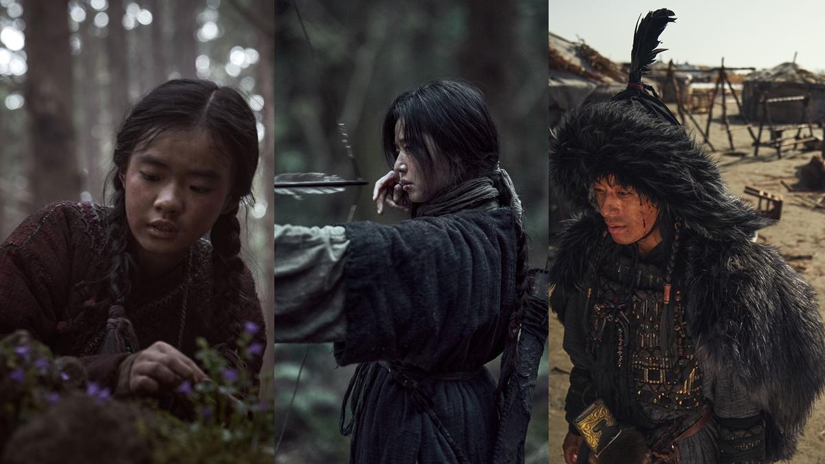 Kingdom: Ashin of the North จอนจีฮยอน ซีรีส์เกาหลี