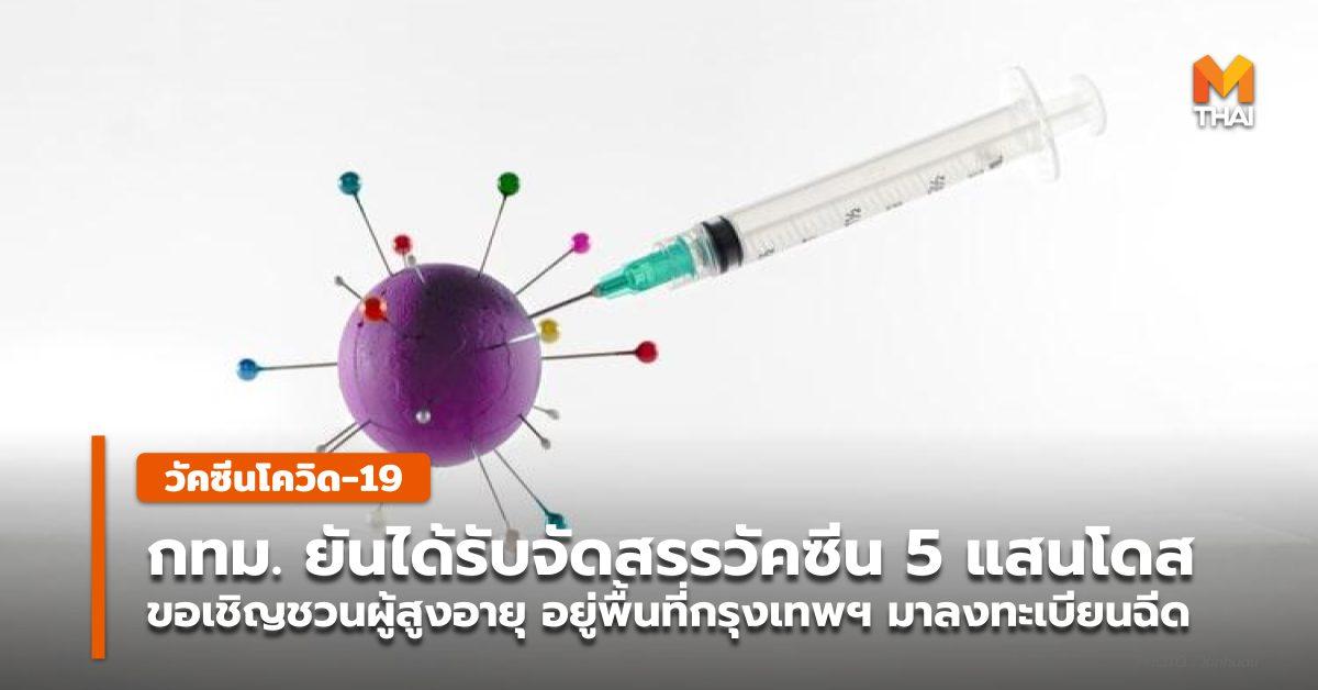 ผู้ติดเชื้อโควิด ผู้สูงอายุ วัคซีนโควิด-19 โควิด-19
