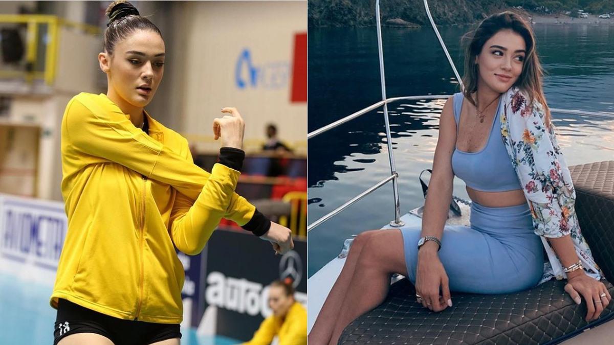 Zehra Gunes นักกีฬาสวย นักวอลเลย์บอลหญิง โอลิมปิก