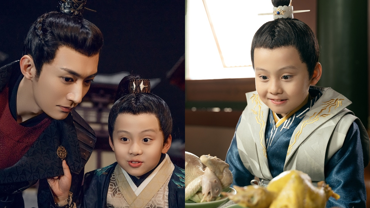 monomax Qing Luo อลหม่านรักหมอหญิงชิงลั่ว ซีรีส์จีน นักแสดงจีน นักแสดงเด็ก