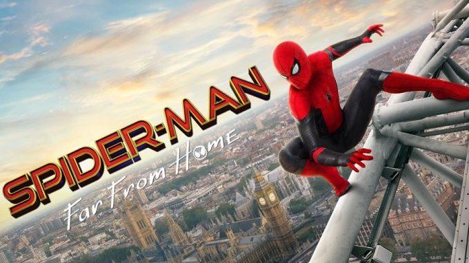 MONO29 Spider-Man Spider-Man Far From Home