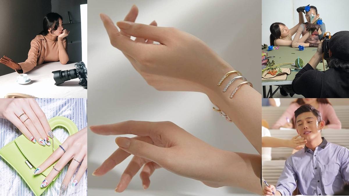 Hand Model นางแบบมือ อาชีพ อาชีพทำเงิน