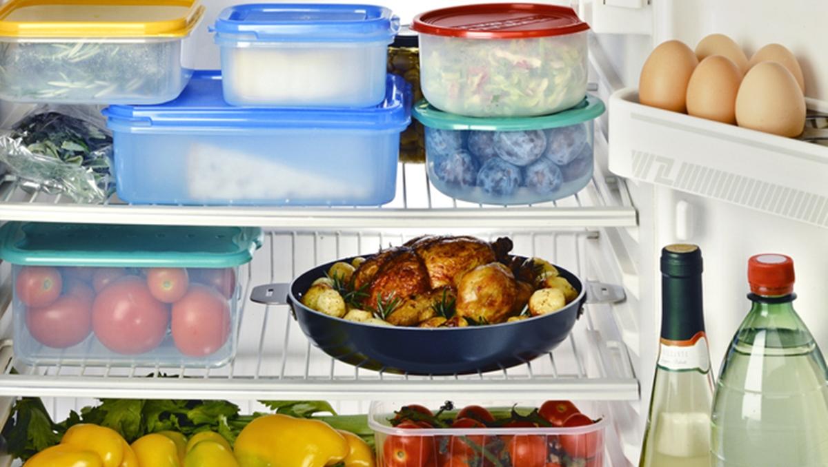ตู้เย็น ถนอมอาหาร วิธีเก็บอาหารในตู้เย็น