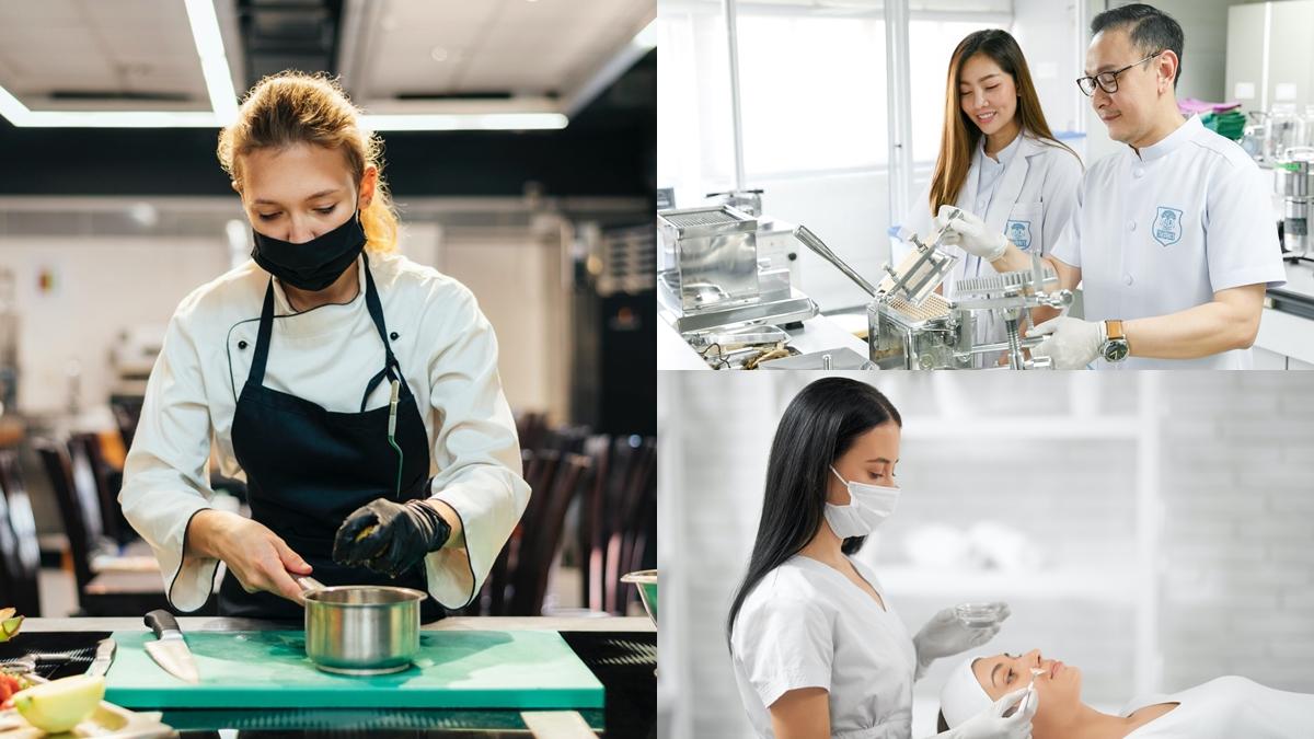 Wellness Society การศึกษา การเรียนสายอาชีพ มหาวิทยาลัยธุรกิจบัณฑิตย์ สายอาชีพ หลักสูตรน่าเรียน หลักสูตรระยะสั้น อาชีพทางเลือกใหม่ โควิด-19