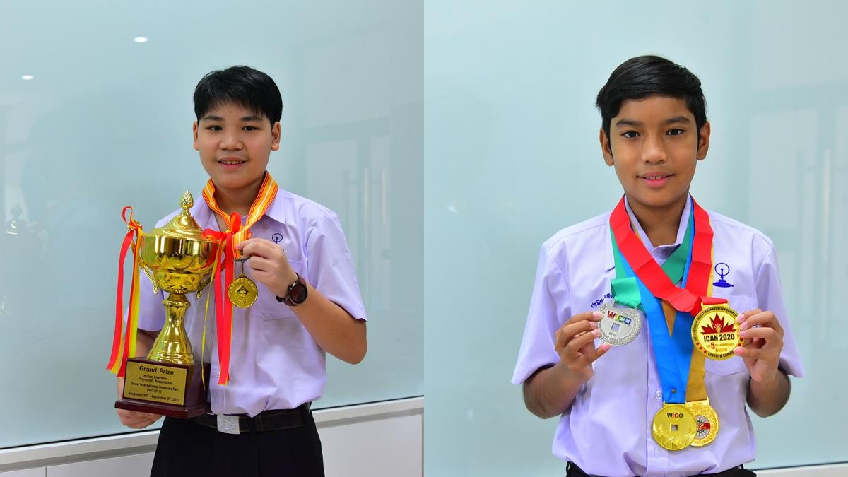 การประกวด เด็กเก่ง เด็กไทย โรงเรียนสาธิตจุฬาฯ ฝ่ายประถม