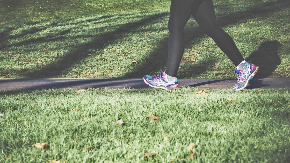การเดิน ออกกำลังกาย