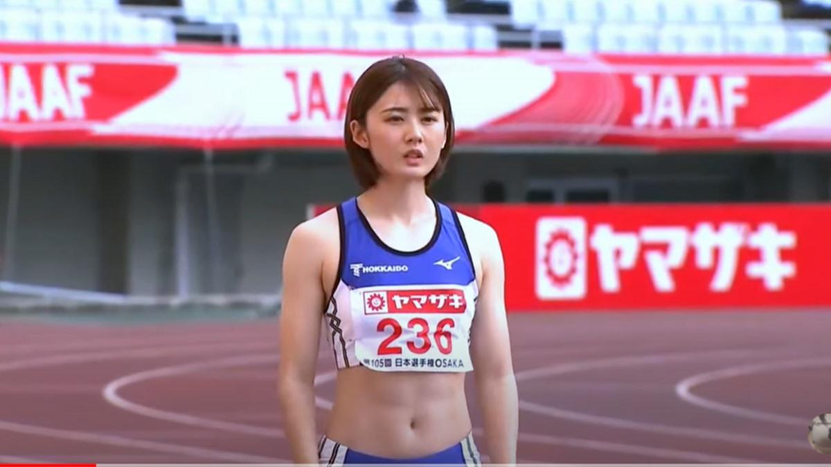 Ami Kodam นักกีฬาญี่ปุ่น นักกีฬาสวย นักกีฬาโอลิมปิก