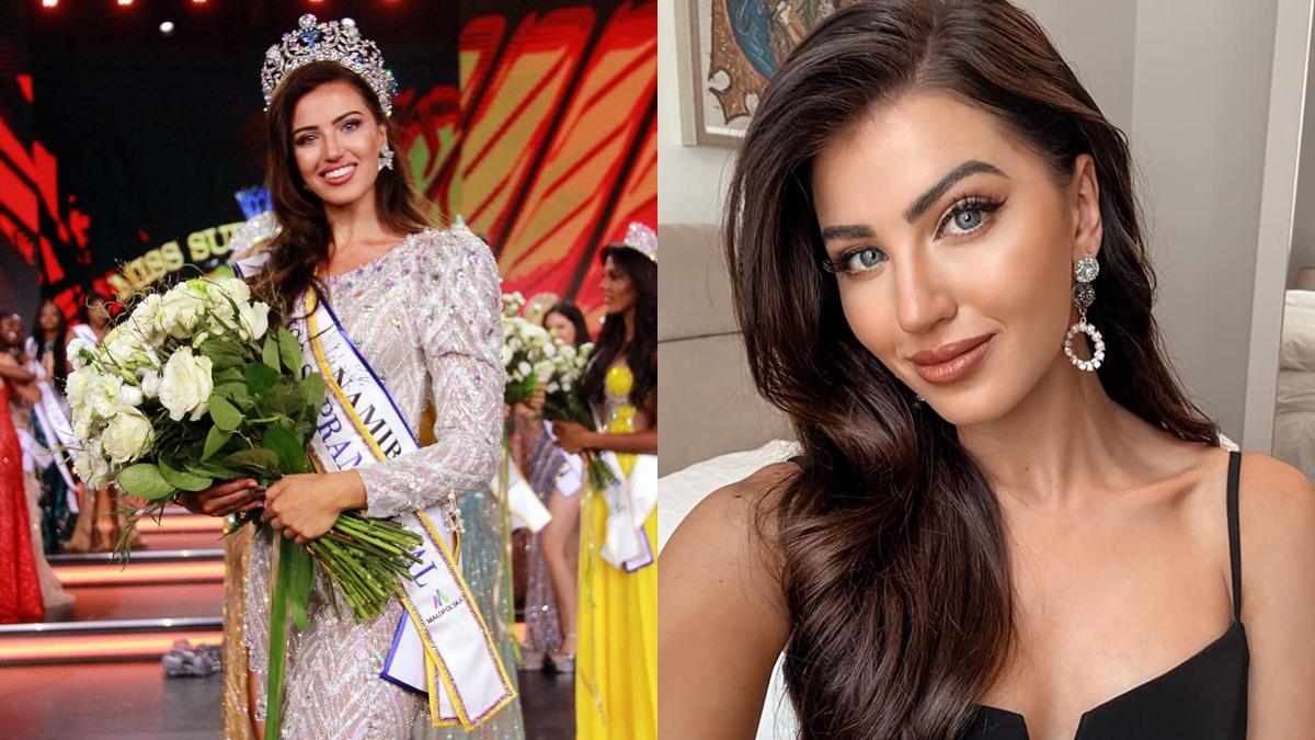 Chanique Chani Rabe Miss Supranational Miss Supranational 2021 มิสซูปราเนชั่นแนล