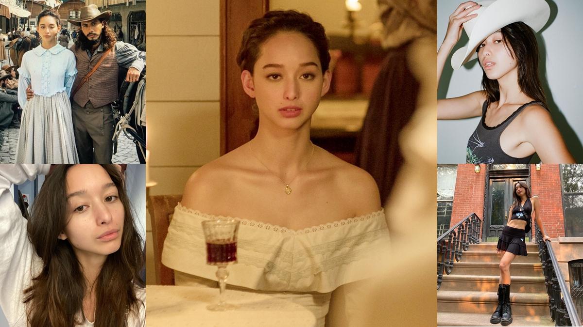 ซีรีส์ไทย นักแสดง นางแบบ ประวัตินักแสดง เดน่า สโลเซอร์
