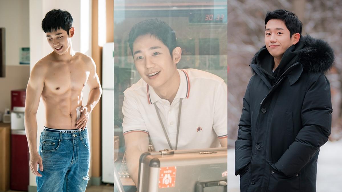จองแฮอิน ซีรีส์เกาหลี นักแสดงเกาหลี พระเอกเกาหลี