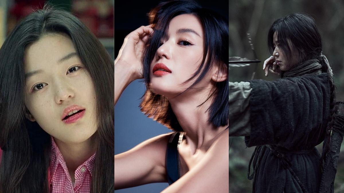 จอนจีฮยอน ซีรีส์เกาหลี นักแสดงเกาหลี