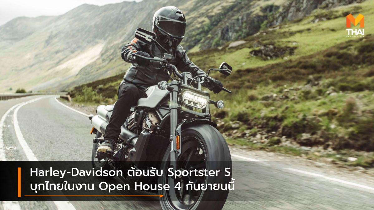 Harley Davidson Harley-Davidson Sportster S ฮาร์ลีย์-เดวิดสัน