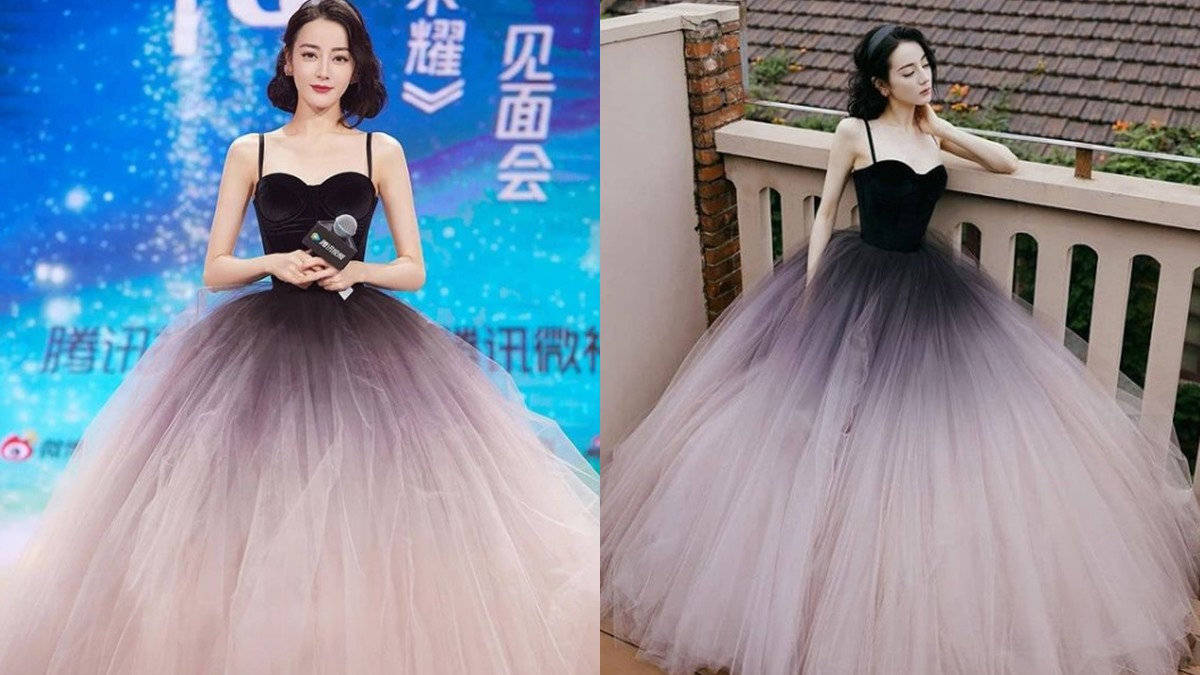 POEM ชุดPOEM ชุดเจ้าหญิง ตี๋ลี่เร่อปา นักแสดงจีน