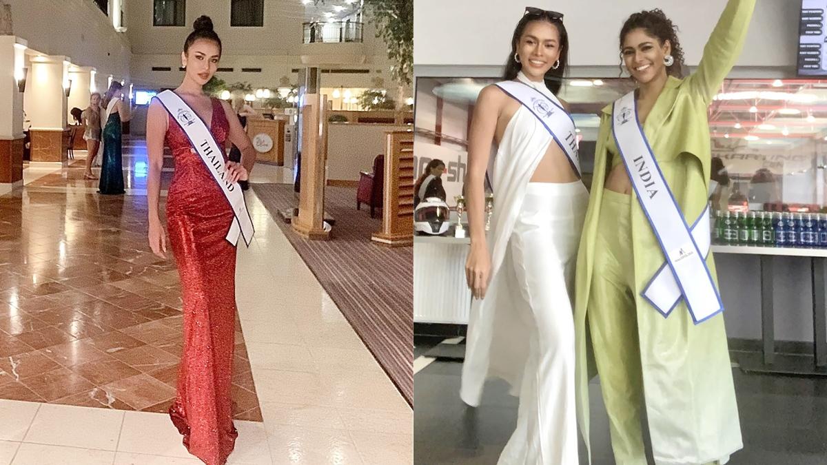 Miss Supranational 2021 ควีนนี่ เบญจรัตน์ ประกวดนางงาม ประเทศโปแลนด์