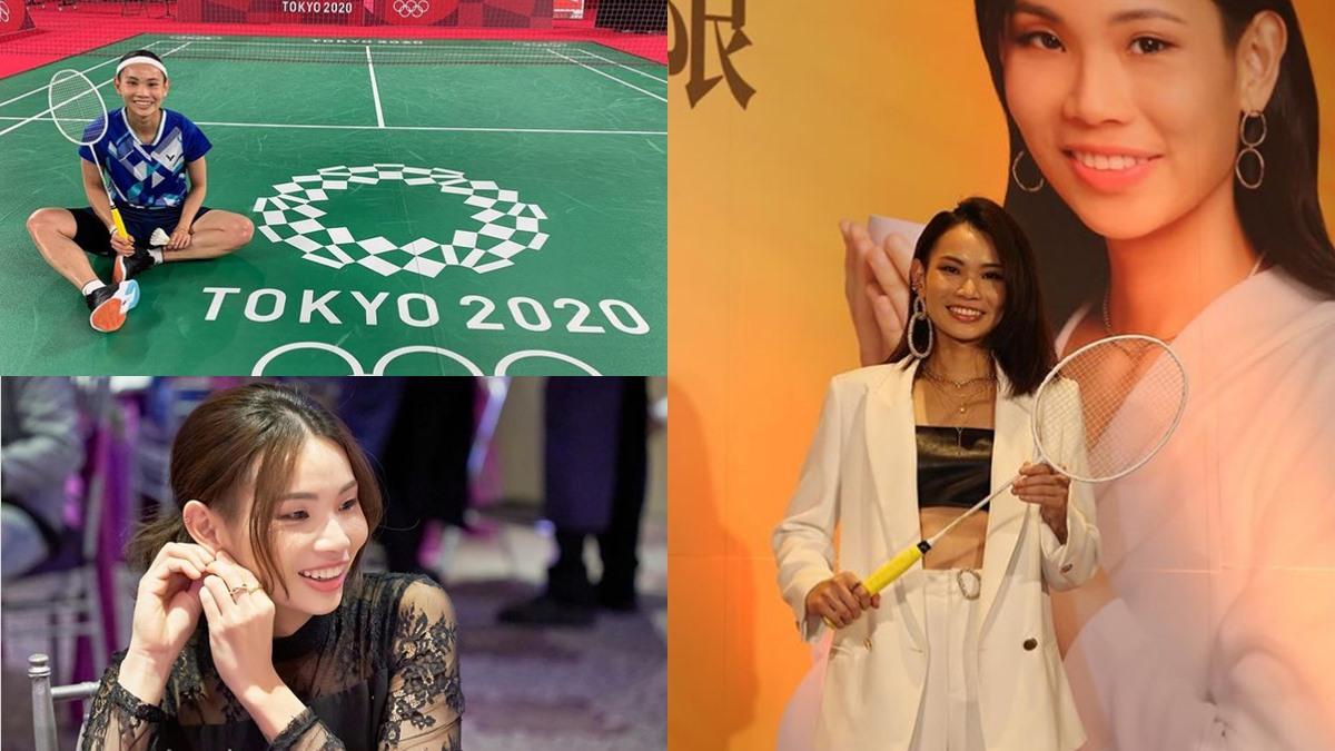 Tai Tzu Ying นักกีฬาโอลิมปิก นักตบลูกขนไก่ นักแบตมินตัน