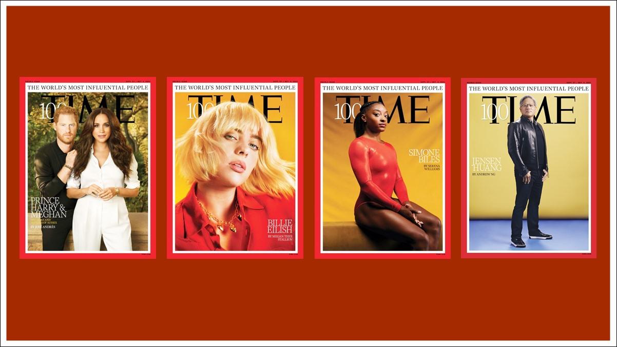 จัดอันดับ ที่สุดในโลก นิตยสารTime บุคคลผู้ทรงอิทธิพลที่สุดในโลก ผู้ทรงอิทธิพล