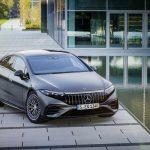 Mercedes AMG EQS