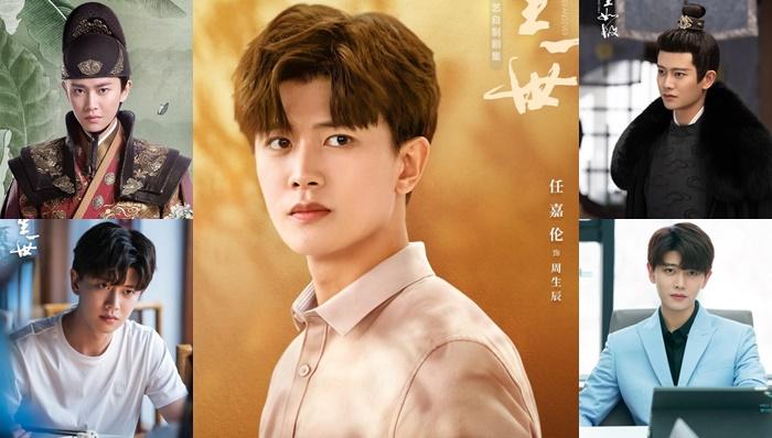 นักแสดงจีน พระเอกซีรีส์จีน ลิขิตรักนางพญางูขาว แนะนำซีรีส์จีน