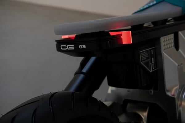 BMW CE 02 Concept
