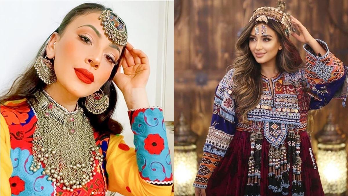 ชุดพื้นเมือง ผู้หญิงอัฟกานิสถาน สตรีอัฟกัน เรียกร้องสิทธิ