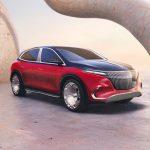 Mercedes Maybach EQS SUV Concept