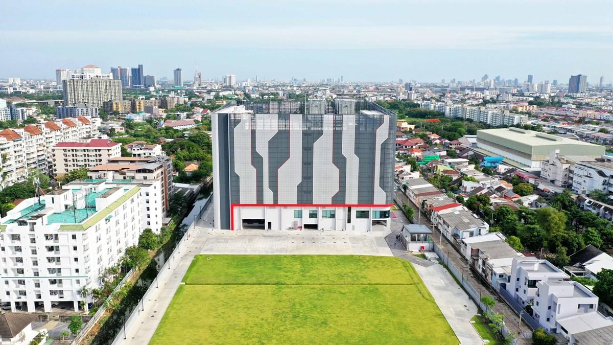 ดาต้าเซ็นเตอร์ ดาต้าเซ็นเตอร์ใหญ่สุดในประเทศไทย เอสที เทเลมีเดีย ดาต้าเซ็นเตอร์ ไฮเปอร์สเกล