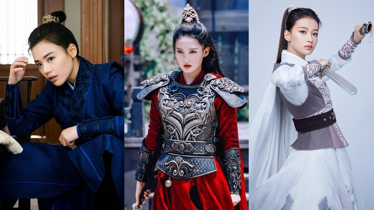 5นางเองจีนหน้าหวาน ซีรีส์จีน นักแสดงจีน นางเอกจีน แนะนำซีรีส์จีน