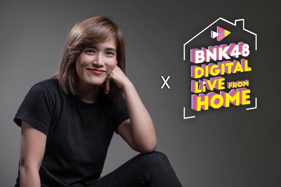 #BNK48xJomquan BNK48 BNK48 Digital Live From Home