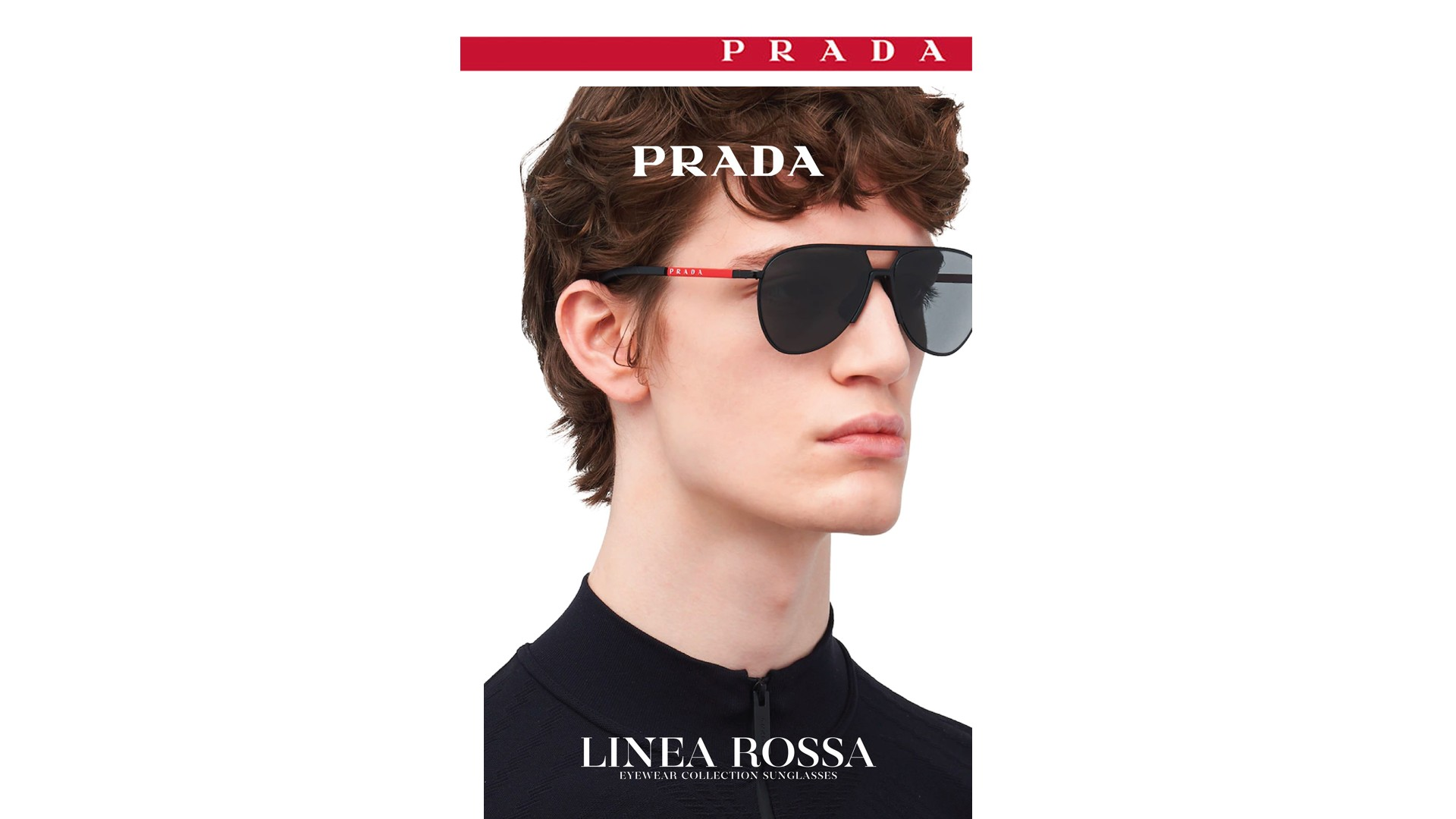 glasses PRADA PRADA LINEA ROSSA Sunglasses แว่นตา แว่นตากันแดด