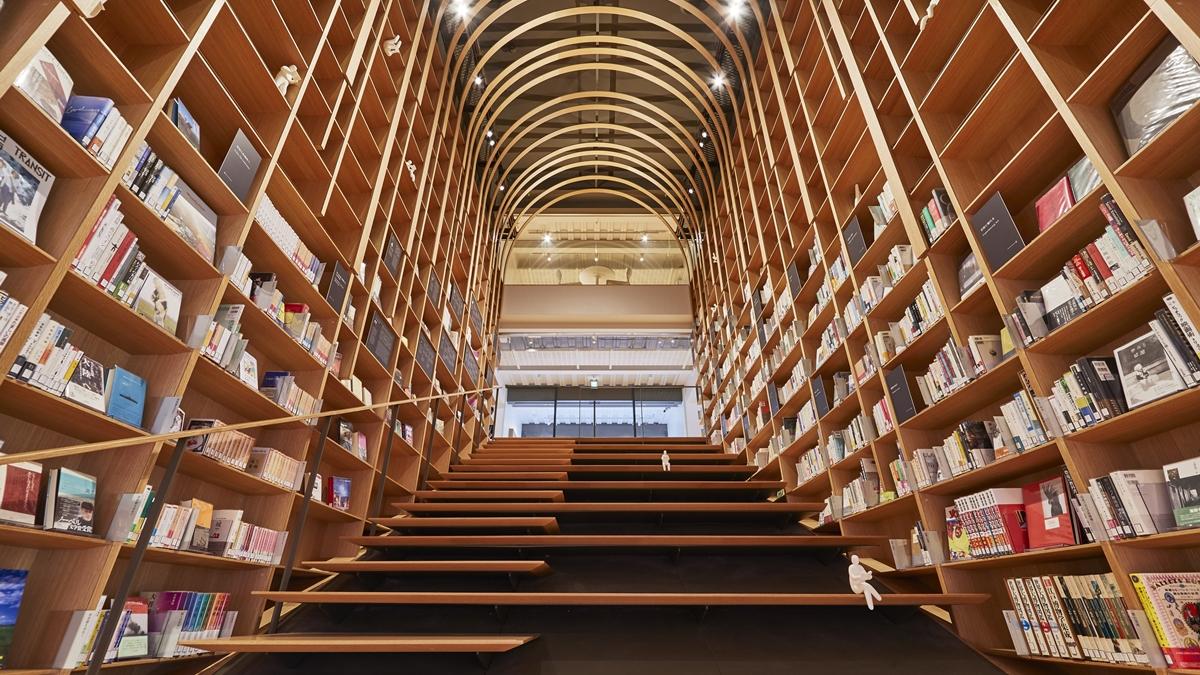 ญี่ปุ่น มหาวิทยาลัยวาเซดะ ห้องสมุด ห้องสมุดฮารูกิ มูราคามิ