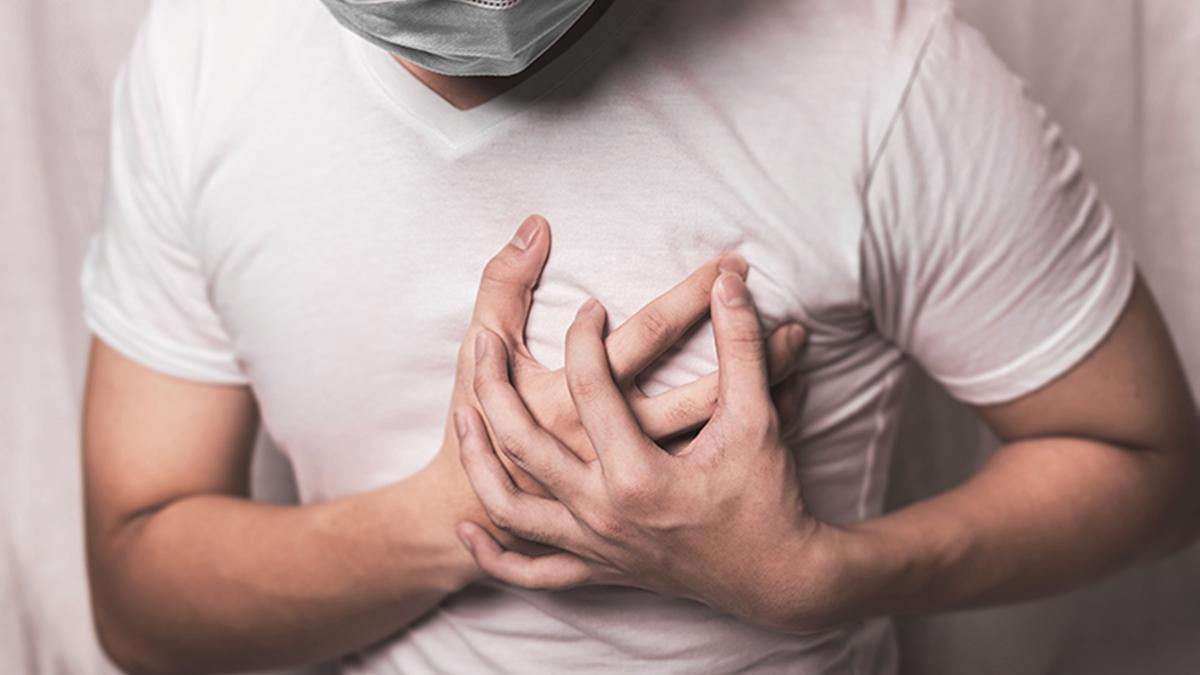 LONG COVID กล้ามเนื้อหัวใจอักเสบ โควิด-19 โรคหัวใจ