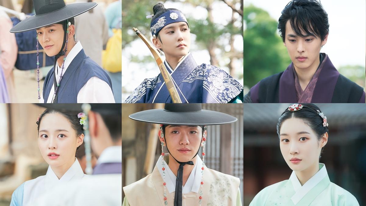 The King's Affection ซีรีส์เกาหลี แนะนำซีรีส์เกาหลี