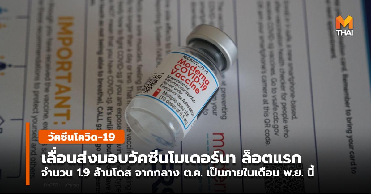 ซิลลิค ฟาร์มา วัคซีนโมเดอร์นา โควิด-19