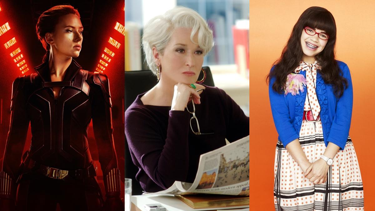 ซีรีส์ต่างประเทศ ภาพยนตร์ต่างประเทศ ภาพยนตร์เกี่ยวกับผู้หญิง